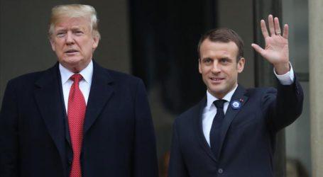 Perancis Tegaskan Bentuk Pasukan Eropa