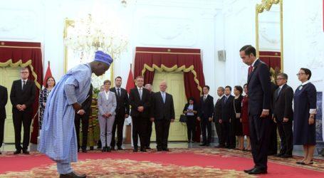 Presiden Terima Surat-Surat Kepercayaan 13 Duta Besar Negara Sahabat