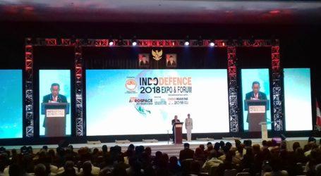 Menhan RI: Saatnya Indonesia Jadi Produsen Alutsista di Kancah Internasional