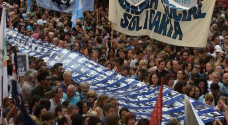 Pertemuan Rakyat Dimulai di Argentina Melawan KTT G20