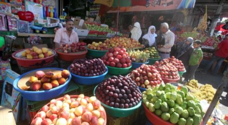 Israel Larang Keluarnya Komoditi Makanan Olahan dari Gaza