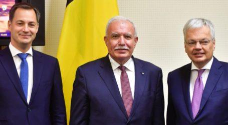 Belgia Tingkatkan Status Perwakilan Palestina di Brussels