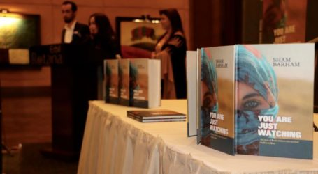 "Buku ""You Are Just Watching"" Cerita Anak-Anak Dalam Penguasaan ISIS"