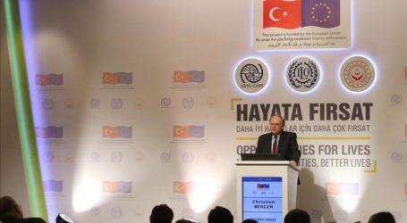 Tangani Krisis Suriah, UE Terus Bekerja Sama dengan Turki