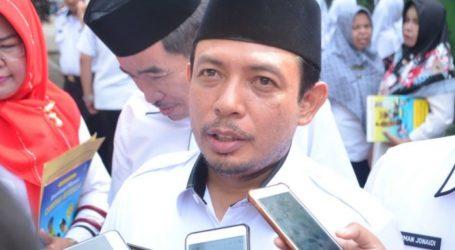 Wakil Wali Kota Bengkulu: Perwal Soal Zakat ASN Rampung Akhir Tahun Ini