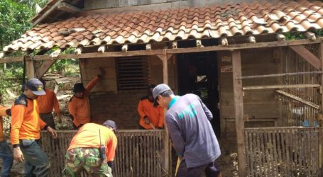UAR Turunkan Relawan ke Bencana Banjir Bandang Tanggamus Lampung