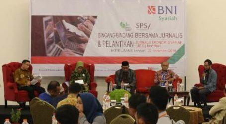 BNI Syariah Bersama JES Adakan Diskusi Trend Perbankan Syariah