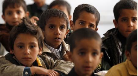 UNICEF: 400.000 Anak-anak Yaman Kekurangan Gizi Berisiko Meninggal