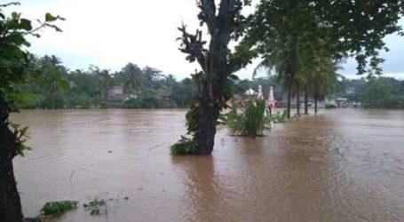 Banjir Bandang Terjang Tasikmalaya
