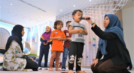 PAZ Tarbiyyah Brunei Buka Pusat Pengayaan Islam Pertama Untuk Anak-Anak