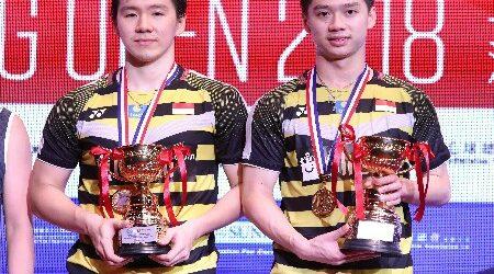 Raih Juara Hongkong Terbuka, Kevin/Marcus Pecahkan Rekor