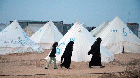 Arab Saudi Sudah Sumbang AS$ 1 Miliar untuk Pengungsi Palestina