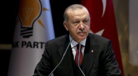 Erdogan Kecam Sikap Diam Eropa soal Teror di Selandia Baru