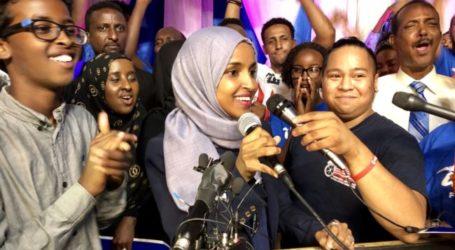 Ilhan Omar Janji Perjuangkan Kebebasan Beragama di AS