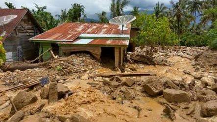 Banjir Bandang, Enam Desa di Aceh Tenggara Terisolir