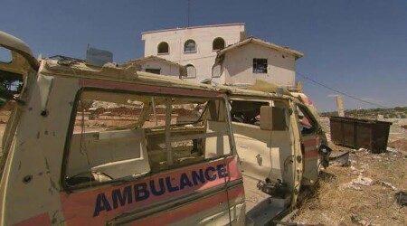 Pemukim Israel Serang Ambulans di Hebron