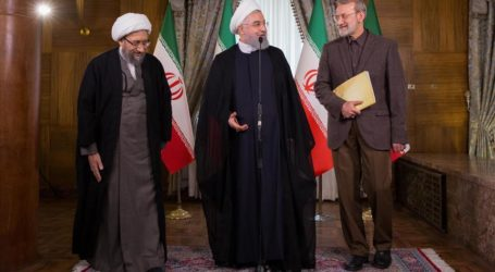 Presiden Rouhani: AS Tak Berhasil Jatuhkan Ekspor Minyak Iran