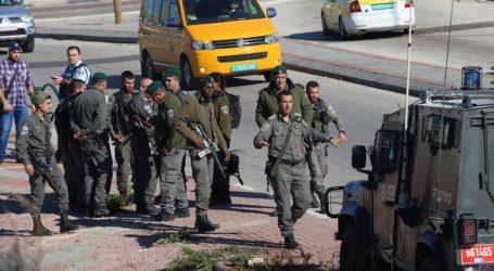 Seorang Gadis Palestina Ditembak Militer Israel