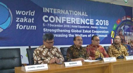 Forum Zakat Dunia Angkat Tema Kesejahteraan Umat