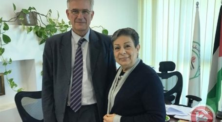 PLO Desak Jerman Akui Palestina