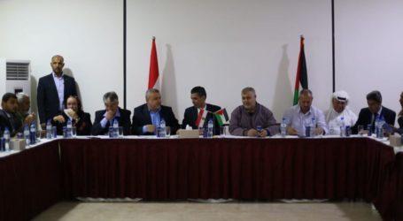 Delegasi Mesir dan Hamas Berunding Tiga Hari di Gaza