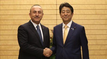 PM Abe: Jepang Ingin Tingkatkan Hubungan dengan Turki