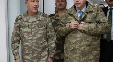 Turki Menentang Rencana AS Dirikan Pos Pengamatan di Suriah