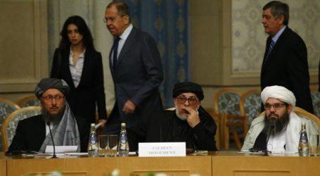 Rusia Sebut Konferensi Moskow tentang Afghanistan 'Unik'