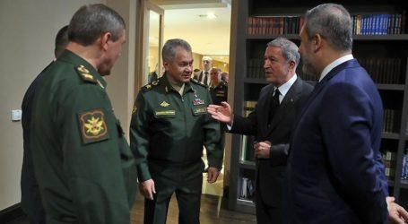Turki, Rusia Diskusikan Perkembangan Terkini Idlib, Tal Rifaat