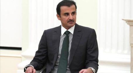 Emir Qatar : Krisis Teluk Rusak Stabilitas Regional
