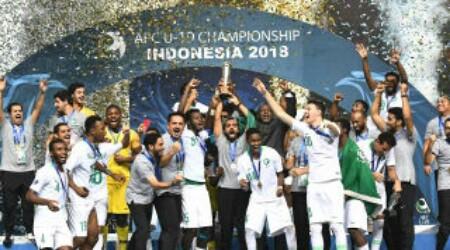 Arab Saudi juara piala AFC U-19 2018 (foto: dok AFC)