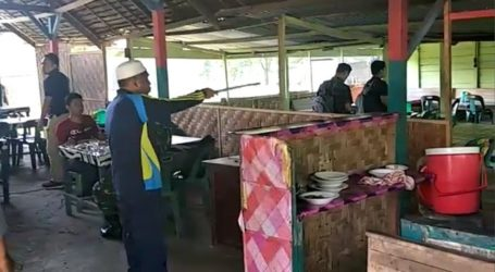 Wakil Bupati Aceh Besar Ajak Masyarakat Sholat Berjamaah