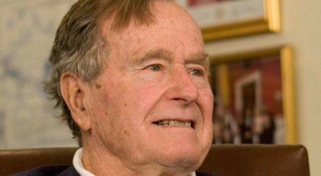 Mantan Presiden George HW Bush, 94 Tahun, Meninggal Dunia