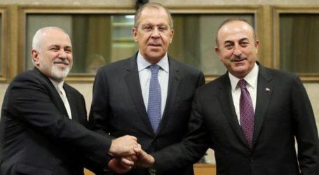 Rusia, Turki Sepakat Koordinasi Operasi di Suriah setelah AS Hengkang