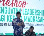 Kepala-Kepala Madrasah Ikuti Loka Karya Kepemimpinan