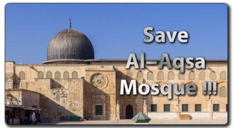 Khutbah Jumat: Mari Bebaskan Al-Aqsa (Oleh: Ali Farkhan Tsani, Duta Al-Quds)