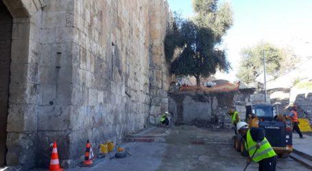 Terowongan Israel Ancam Longsor di Silwan