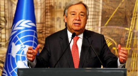 Sekjen PBB Dukung Perjanjian Migrasi Global