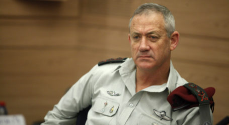 Mantan Panglima Militer Israel Akan Lawan Netanyahu Dalam Pemilu