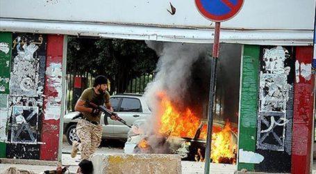 PBB, OKI Kutuk Serangan Teroris di Kemlu Libya