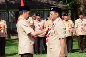 Dilantik Jadi Kakwarnas, Budi Waseso Tegaskan Siap Bina Generasi Muda Indonesia