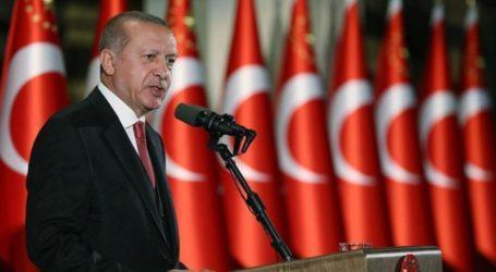 Nilai Rokok Haram, Erdogan Larang Perizinan Perusahaan Vape di Turki