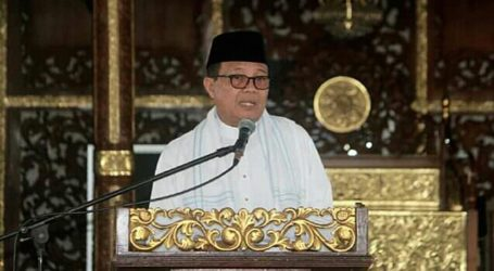 Gubernur Jambi Imbau Tak Rayakan Tahun Baru Berlebihan