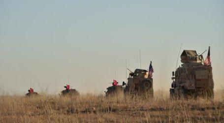 Turki, AS Latihan Patroli Gabungan Kedua di Manbij