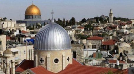 Israel Hadang warga Kristen Gaza ke Betlehem