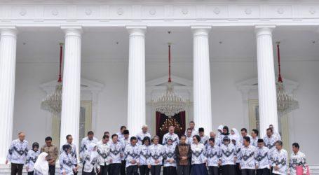 Jokowi: Kualitas dan Peran Guru Jadi Kunci Pembangunan SDM