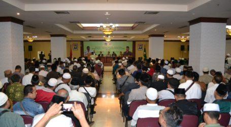 Pemkot Jaksel Bersilaturahmi dengan Dewan Masjid Indonesia