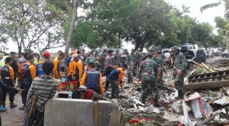 Tsunami Selat Sunda: 431 Orang Meninggal, 46.646 Mengungsi