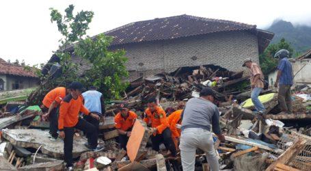 Korban Tewas Bencana Tsunami 281 Orang