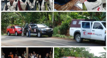 MER-C Kirim Tim Relawan Kemanusiaan Kedua ke Banten